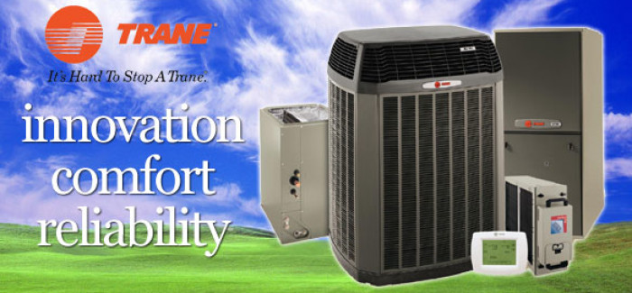 Trane Heating and Air Conditioning   Sterling Mechanical Services, INC