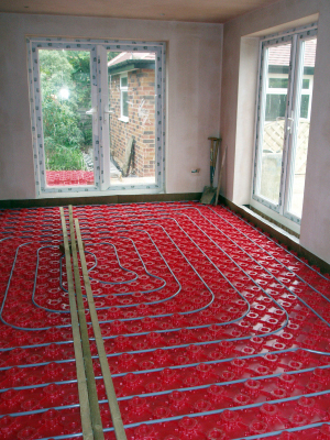 Radiant flooring repair and installation services | Sterling Mechanical Services, INC
